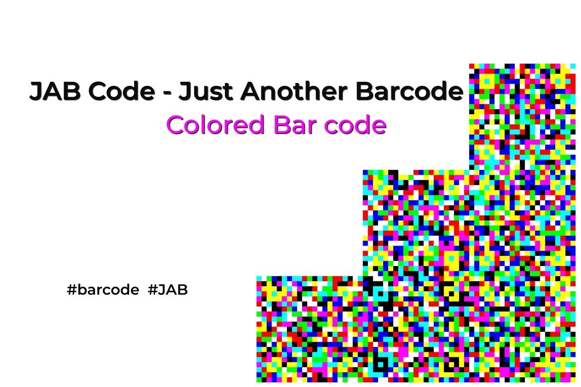 JAB Code - Everything you Need to Know About this HCCB Color Barcode